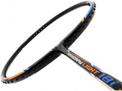 YONEX - NANORAY LIGHT 18i - BLACK / BLUE / ORANGE