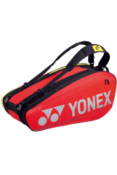 YONEX - NEW PRO RACKET BAG 92029EX (9PCS) - RED / YELLOW