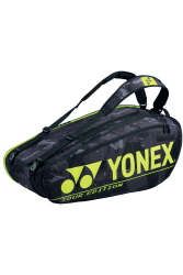 YONEX - NEW PRO RACKET BAG 92029EX (9PCS) - BLACK / YELLOW