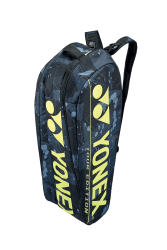 YONEX - NEW PRO RACKET BAG 92026EX (6PCS) - BLACK / YELLOW