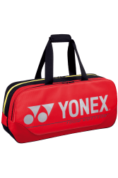 YONEX - PRO TOURNAMENT BAG 92031WEX - RED / YELLOW