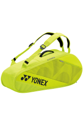 YONEX - ACTIVE SERIES RACKET BAG 82026 - LIME YELLOW