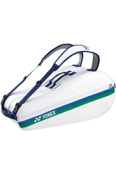 YONEX - 75TH RACKET BAG (6 PCS) - WHITE